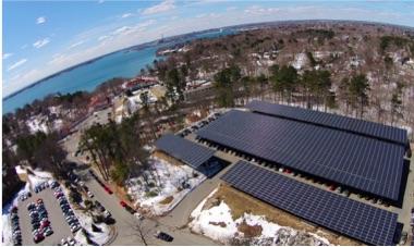 solar pkg lot